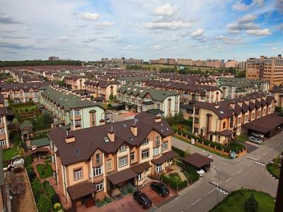 Инвестиции в развитие Новой Москвы составили 870 млрд рубл