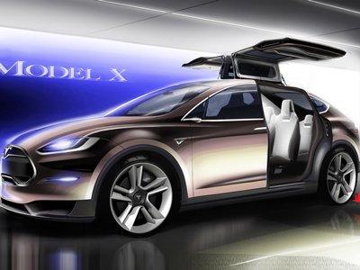 Tesla сделала «пятидверку» Model Sикроссовер Model Xеще скорее