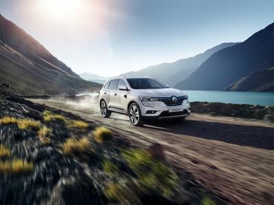 Продажи нового Renault Koleos стартовали в России