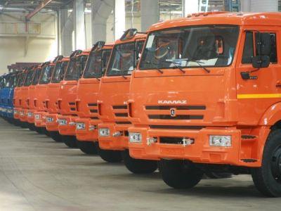 КАМАЗ запервое полугодие произвел неменее 16 тыс. авто