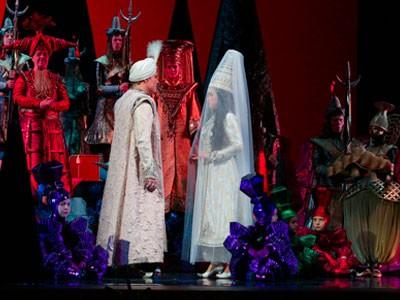 ОткрытиеVI Санкт-Петербургского интернационального фестиваля «Опера— всем»