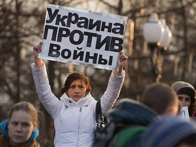 Опрос: большинство граждан России плохо оценивают российско-украинские отношения