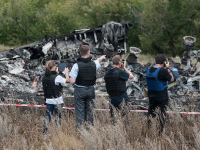 Украина вспомнила вСовбезе ООН о 3-й годовщине трагедии MH17