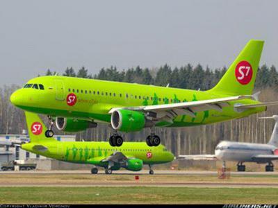 Компания S7 первой в Российской Федерации получила Airbus A320neo