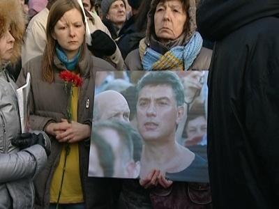 64% граждан России не наблюдали за изучением дела обубийстве Немцова— Опрос