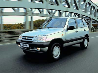 «GM-АвтоВАЗ» отзывает 2,7 тыс. авто Шевроле Niva в РФ