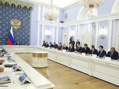 Кабмин обсудит проекты налогового режима вКалининградской области