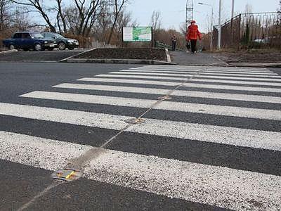 Практически 200 новых пешеходных переходов создадут вцентральной части Москвы