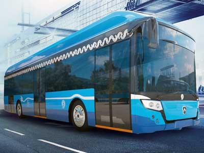 50 новых автобусов вышли намаршруты вНижнем Новгороде