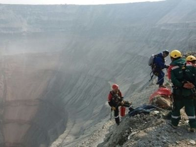 МЧС создаст тройной запас ресурсов для спасения горняков нашахте «Мир»