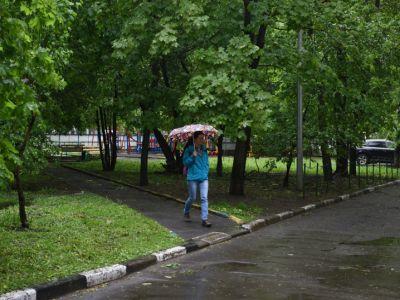 МЧС предупреждает онеблагоприятных погодных условиях вМосковской области вближайшие сутки