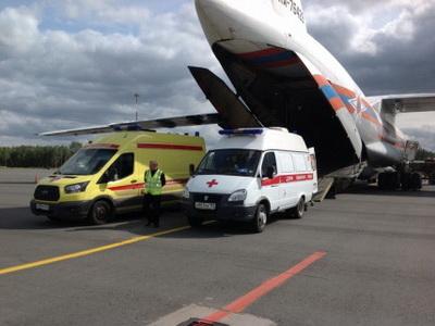 ВНижний Новгород изГрозного доставили шестерых тяжелобольных граждан