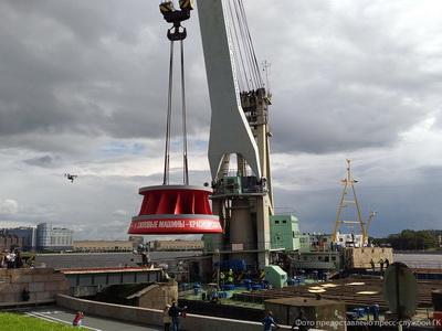 Российская Федерация сделала крупнейшие вистории турбины для ГЭС— Энергетический рывок