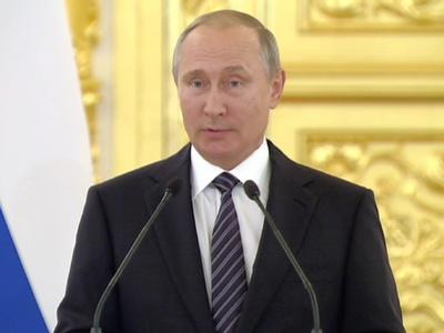 Путин сказал зеленую папку главе Новгородской области