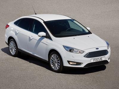 Форд Focus нагазе начнут торговать в Российской Федерации ксередине осени