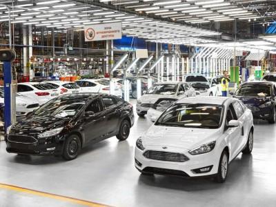 Форд Sollers увеличит штат вТатарстане практически на30%
