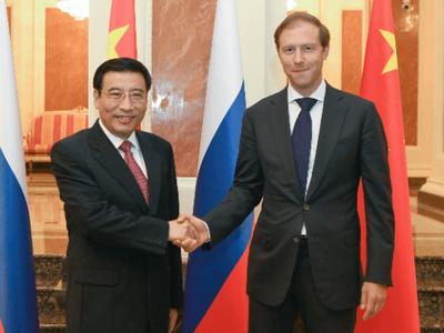 Денис Мантуров проведет вКазани совещание Российско-Китайской подкомиссии