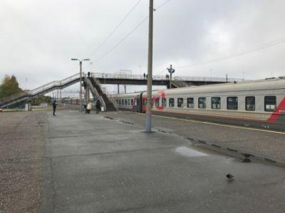 Из-за технических работ вЮгре задерживаются 14 поездов