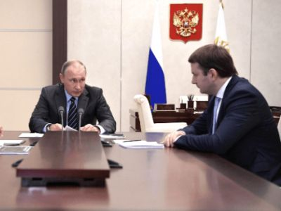 Путин объявил, что урожай 2015-го вполне может стать рекордным
