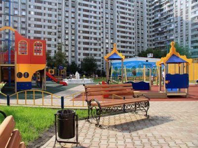 В 2017  городскую среду Подмосковья обновили на5 млрд руб.