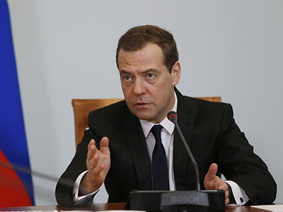 Медведев объявил, что руководство не увеличит налоги набизнес