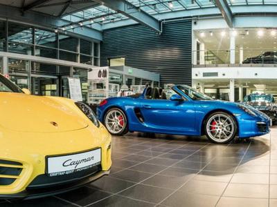 Русские продажи авто Порш влизинг увеличились на5%