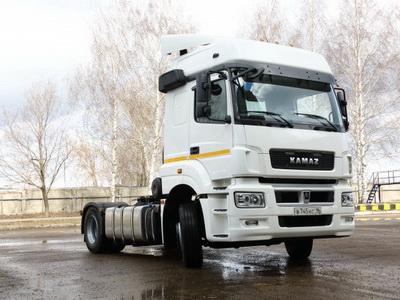 КАМАЗ отмечает выпуск 10-тысячной кабины для многообещающего семейства фургонов