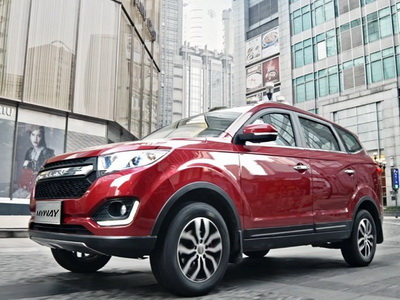 Продажи китайских авто в Российской Федерации демонстрируют рост пятый месяц подряд