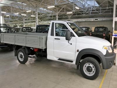 Стартовали продажи нового УАЗ «Профи» сгазобаллонным оборудованием