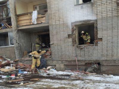 Взрыв виркутской пятиэтажке произошел после установки натяжного потолка