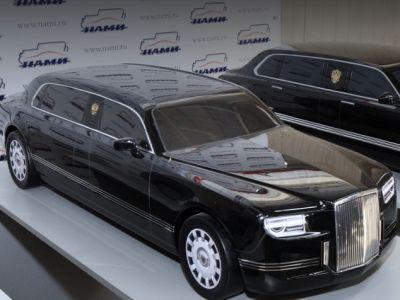 Автомобили проекта «Кортеж» поступят впродажу в наступающем году