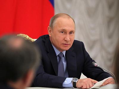 Путин установил  задачу поднять  доступность жилья для граждан России