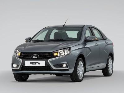 Волжский автомобильный завод реализовал кконцу осени без малого 2 тысячи универсалов Лада Vesta