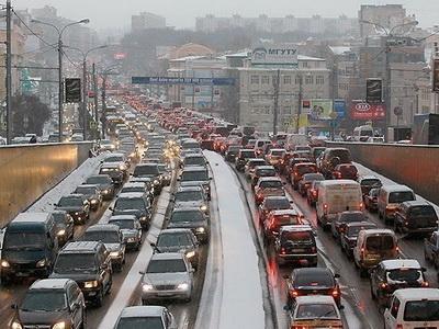 В столице в2015-м году сооружено больше 120 километров дорог