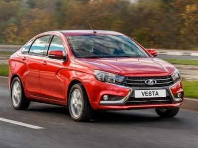 «АвтоВАЗ» невозобновил поставки Лада Vesta и Лада Xray наукраинский рынок автомобилей