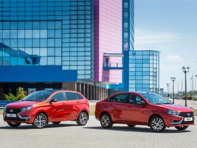 Продажи АвтоВАЗа увеличились на17% в 2017г