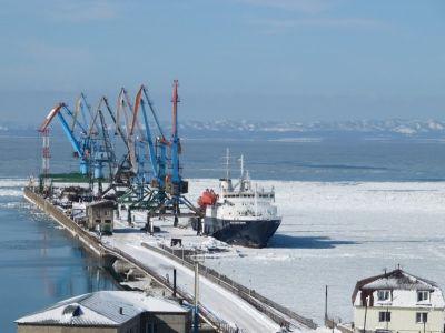 Грузооборот морских портов Арктики растет. результаты работы портов в 2017-ом году