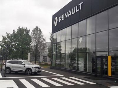 Renault в январе увеличила продажи в России на 51