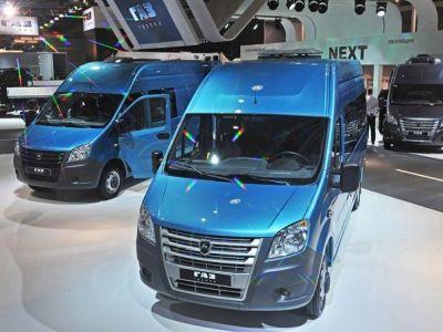 Русский рынок новых LCV вначале года вырос на12%