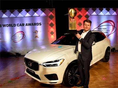 Назван лучший автомобиль в мире-2018