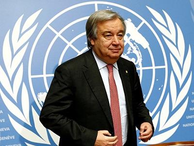 Генеральный секретарь ООН призвал расследовать ситуацию вГазе