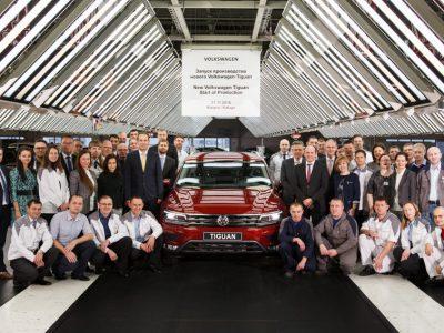 Калужский завод VW наградили за действенную работу