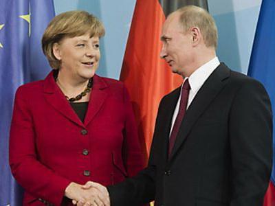 Германия отказалась участвовать вударах поСирии