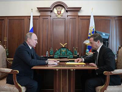 Медведев: Новые санкции США потребуют пристального внимания руководства РФ