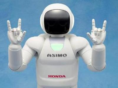 Хонда разрабатывает нового андроида набазе робота ASIMO для ухода запациентами