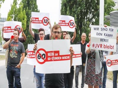 ВАвстрии ввели 12-часовой рабочий день