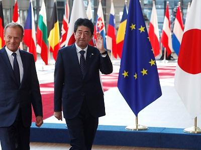 Япония иЕС подписали соглашение освободной торговле