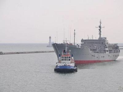 СМИ узнали, зачем украинские корабли подошли кберегам Крыма