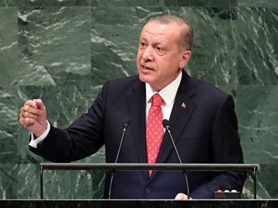 Эрдоган призвал расширить состав Совбеза ООН