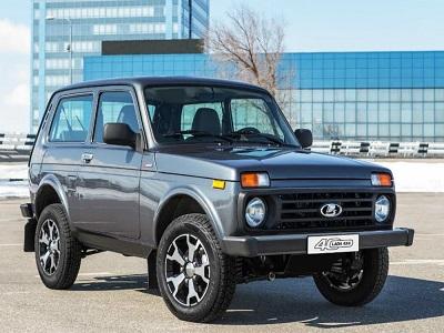 В Германии лучшим внедорожником признали Lada 4x4